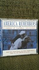 Armed services C/D Big band Era Songs America Remembers 10 Military songs ~NEW~