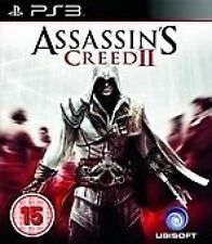 Assassin's Creed II 2 PS3 playstation 3 new & sealed