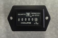 *NEW* THERMO KING HOUR METER 44-5703