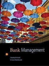 BANK MANAGEMENT - NEW HARDCOVER BOOK
