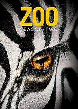 Zoo: Season 2 Two Second (DVD) BRAND NEW!!! FREE SHIPPING!!! PRE-ORDER