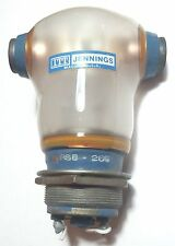 Jennings 28kV 75A SPST (NO) Glass Vacuum Relay, Tested - Working, RS8-26S
