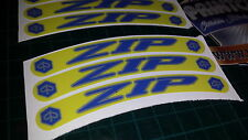 Piaggio Zip Rim tape Wheel stickers EXCLUSIVE 50 70 125 172 180 183 SP RS type5