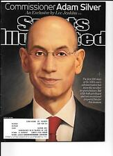 Commlssioner Adam Silver 5-26-2014 Sports Illustraded