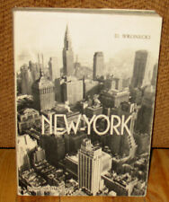 Henri Cartier Bresson New York Gravure Photographs 1949 PB DJ Daniel Wronecki