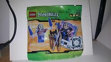 Lego Ninjago Kendo Jay Mini Figure 31 pieces MIB 2012
