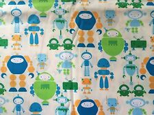 CLEARANCE FQ ROBOTS FABRIC CHILDREN