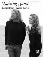 Robert Plant and Alison Krauss -- Raising Sand: Piano/Vocal/Chords