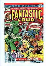 Fantastic Four #156 Vs Dr Doom - Marvel BRONZE AGE 1975 VFN+