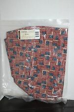Longaberger- Media Basket Liner in Old Glory #28612140 New