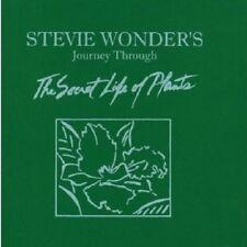 """STEVIE WONDER """" SECRET LIFE OF PLANTS"""" 2 CD NEW+"""