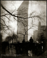 "Edward Steichen Photo  ""The Flatiron Building""  1905 New York"