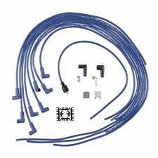 Accel 5041B Blue 8mm Super Stock Universal Spark Plug Wires 90­° Plug Boots