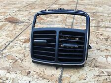 07 78K MERCEDES W219 CLS63 AMG REAR CENTER CONSUL AC VENT GRILL GRILLE OEM