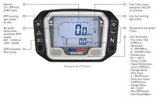 Acewell 3963 Digital Speedometer Tacho Fuel & Temp Gauge Speedo suit Quad Bike