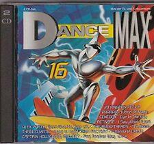 Dance Max 16 (1995) 20 Fingers, E-Rotic, 2 Unlimited, Jazzkantine, Cent.. [2 CD]