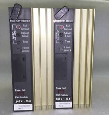 Blow Out Price!!  Lot of  2    Eurotherm 461  Thyristor Controller - warranty.