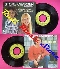 LP 45 7'' ERIC CHARDEN Tous les avions sont des oiseaux Traveling no cd mc dvd