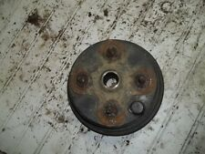 1990 YAMAHA BIG BEAR 350 4WD FRONT BRAKE DRUM FRONT HUB