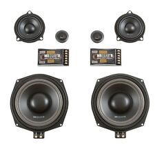 MB QUART QM200.3BMW 3 Way Component Speakers for BMW 1 series E81 E82 E87 E88