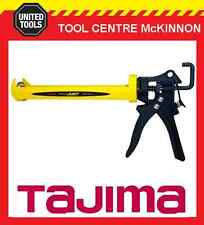 TAJIMA CONVOY JUST YELLOW NON-DRIP CAULKING GUN – SUIT 300ml – 400ml CARTRIDGE