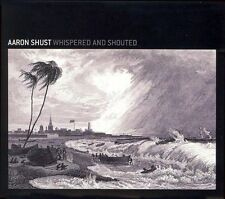 Whispered and Shouted by Aaron Shust (CD, Nov-2007, Brash) Free Ship #FE95