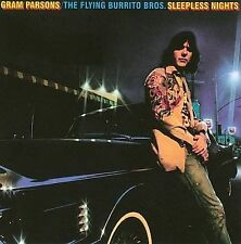 Sleepless Nights [The Flying Burrito Brothers] Like New CD Mint Disc & Case