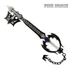 Kingdom Hearts SORA Cosplay Kostüm Waffe Blade key Schlüssel schwarz