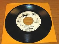 "PROMO 70s 45 RPM - MAGNA CARTA - DUNHILL 4257  ""RING OF STONES"" + ""AIRPORT SONG"""