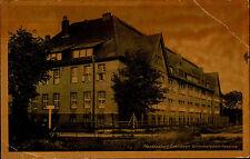 Cuxhaven Grimmershörn Kaserne Feldpost-AK 2. Weltkrieg 1942 mit Briefstempel