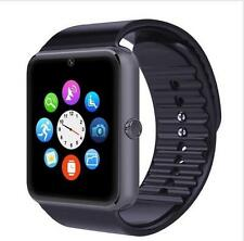 GT08 Montre Bluetooth GSM SIM Smart WATCH Android IOS iPhone WhatsApp SILVER