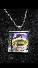 Collar De Juegos Retro Y Tony Hawks KEYRING Playstation PS1 Pro Skater THPS