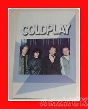 COLDPLAY edizioni LO VECCHIO
