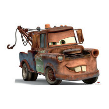 MATER Disney Cars Tow Truck CARDBOARD CUTOUT Standee Standup Poster FREE SHIP