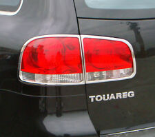 VW VOLKSWAGEN TOUAREG CHROME REAR LIGHT TRIM 2003-2006