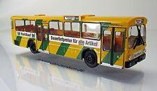 """Brekina 50741 Mercedes-Benz O 305 Stadtbus """" HHA / Marktkauf"""" Hamburger Hochbahn"""