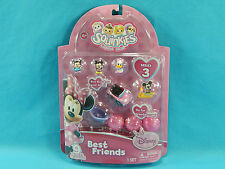Squinkies Minnie Mouse Series 3 Best Friends Tiny Toys Bubble Pack Sealed Disney
