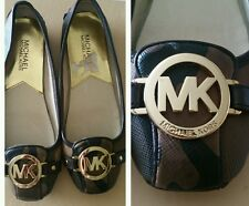 MICHAEL Michael Kors  Devil Ballet  Shoes  SIZE 5 Be street ready W/ MK