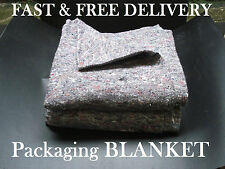 25 CROSS STITCHED Furniture Removal Packing Storage Transit Blankets 1.5x2m