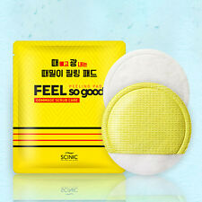 Face Cleansing Gommage Scrub Care Scinic Feel So Good Peeling Pad 7ea K-Beauty