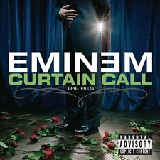 EMINEM 'CURTAIN CALL - THE HITS' CD BEST OF NEW+!!!!