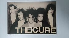 The Cure group vintage music postcard POST CARD