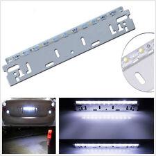 One Pcs 12V Car SUV Xenon White Rear License Plate LED Light Reverse Backup Lamp