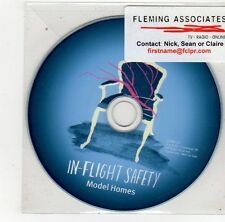(FS294) In-Flight Safety, Model Homes - 2011 DJ CD