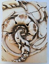 Sid Dickens Memory Tile, T-09 Floral Motif - RETIRED