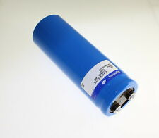 1x 15000uF 75V Large Can Electrolytic Aluminum Capacitor 15000mfd 75VDC 85C DC
