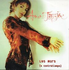 ★☆★ CD SINGLE Ana TORROJA MECANO Françoise HARDY Les murs 2-tr CARD SLEEVE EX