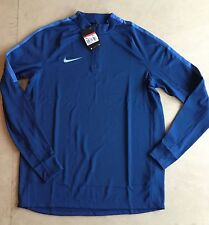 Nike Drill Squad Dri-Fit 1/4 Zip Training Top, Medium, Casual Gym Running BNWT