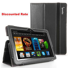 Poetic SlimBook Stand Cover Case Folio for  Amazon Kindle Fire HDX 7 Inch : Sale