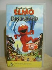 The Adventures Of Elmo In Grouchland.. Video